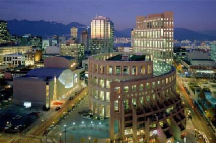 central public library vancouver canada