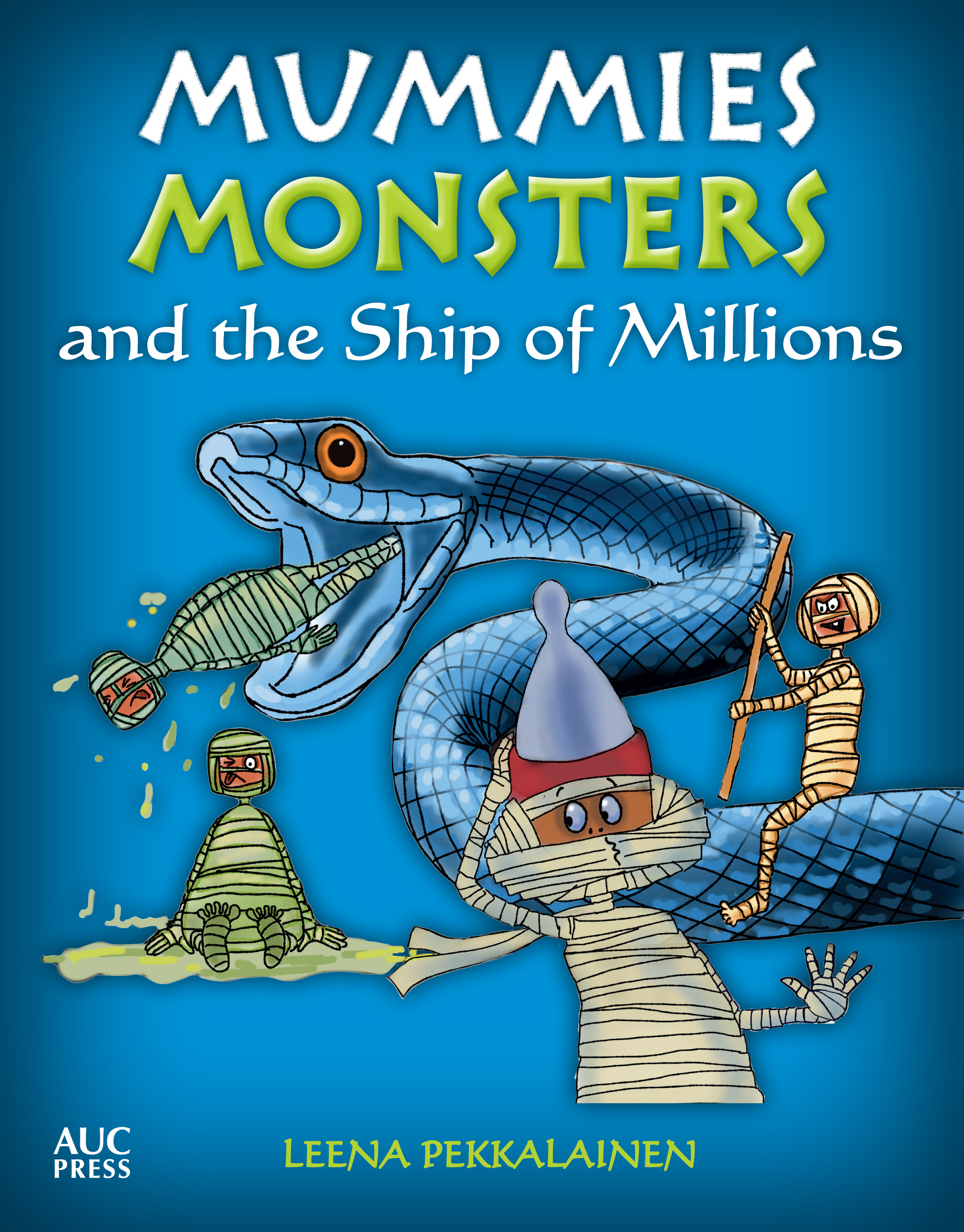 Mummies, Monsters and the Ship of Millions