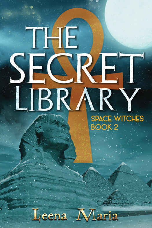 Space Witches 2: The Secret Library